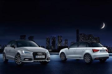 Audi A1 Sportback midnight limite