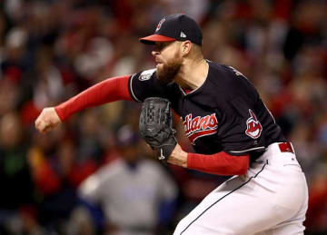 Corey Kluber Strikes Out 9 in Indians' 6-0 World Series Opener Win vs Cubs