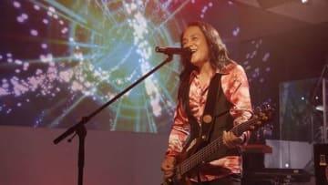 音楽番組「Anison Days」に出演する川添智久さん