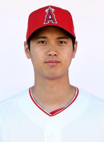 エンゼルスの大谷翔平選手