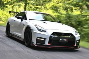 日産 GT-R NISMO ニスモ NアタックパッケージAキット装着車(2017年モデル)