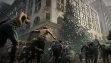 ゲーム版『World War Z』アグレッシブな大群ゾンビが押し寄せるゲームプレイ映像―ステルスも有り?