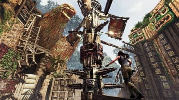 ゲームは一歩先へ…! PC版『シャドウ オブ ザ トゥームレイダー』採用技術紹介トレイラー