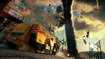巨大竜巻があらゆる物を飲み込む!『ジャストコーズ4』海外向け新映像