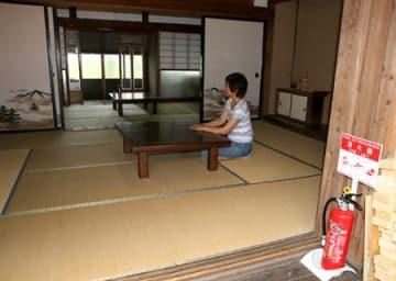 保育+民泊、親もゆっくり 米沢・古民家の施設にオープン