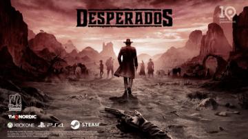 新作西部劇ストラテジー『Desperados III』がPS4/XB1/PC向けに発表!―トレイラー公開【gamescom 2018】