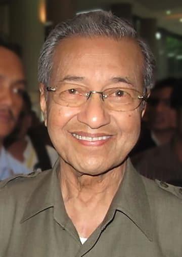 マハティール・ビン・モハマド マハティール 李克強 一帯一路 ASEAN 東南アジア諸国連合 マレーシア 中国