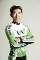 須田晋太郎さん(自転車プロコーチ)