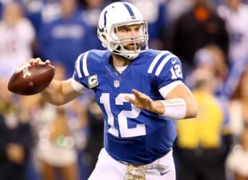 Andrew Luck Gets Huge Contract Extension