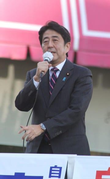 安倍晋三 安倍 安倍総理 総裁選 選挙 石破 石破茂 岸田 青木 竹下