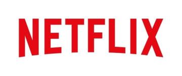 「Netflix」ロゴ