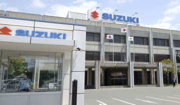 Suzuki head office, 2016101200281