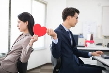 職場恋愛、したことあります?
