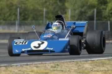 ティレル002(1971年)