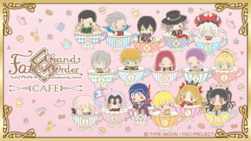「Fate/Grand Order Design produced by Sanrio」イベントビジュアル (C) TYPE-MOON / FGO PROJECT