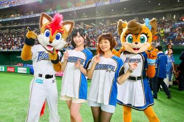 「ガルパスペシャルゲーム!ワクワクDAY」(C)BanG Dream! Project (C)Craft Egg Inc. (C)bushiroad All Rights Reserved. (C)Hokkaido Nippon-Ham Fighters (C)Rakuten Eagles (C)SEIBU Lions (C)CHIBA LOTTE MARINES (C)ORIX Buffaloes (C)SoftBank HAWKS