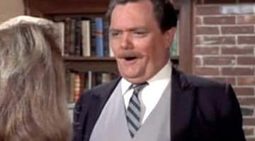 Bernard Fox stars as Dr. Bombay On 'Bewitched'
