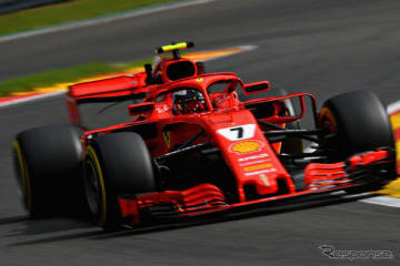 F1ベルギーGP
