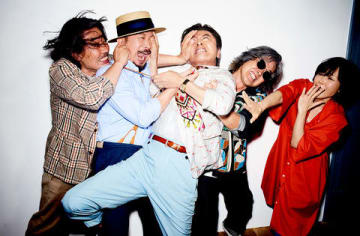 26日にWOWOWで番組「サザンオールスターズ『海のOh,Yeah!!』スペシャル」が放送されるサザンオールスターズ
