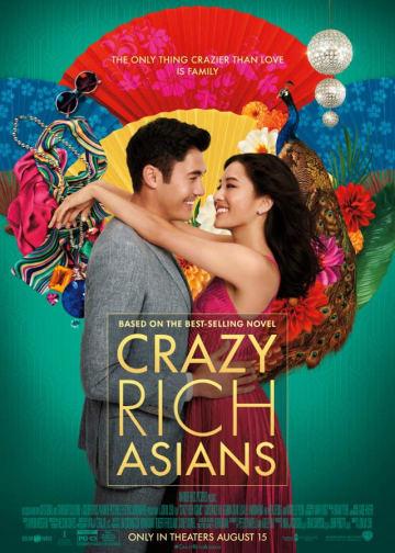 早く観たい! - 写真は『クレイジー・リッチ!』(原題:Crazy Rich Asians)より - Warner Bros. / Photofest / ゲッティ イメージズ