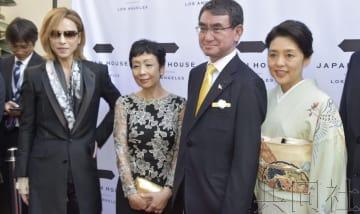 """""""日本屋""""在好莱坞全面开馆 宣传日本文化"""