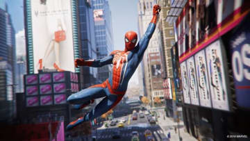 スパイダーマンの新たな物語が展開! -(c)2018 MARVEL (c)Sony Interactive Entertainment LLC. Developed by Insomniac Games, Inc.