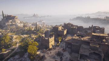 『アサシン クリード オデッセイ』壮大なギリシャ風景にスポットをあてた海外向け開発映像!