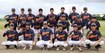全日本大学選手権に初出場する宮崎大男子ソフトボール部
