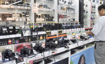 Competition in high-end mirrorless camera market