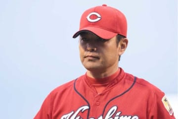 広島・緒方監督Yuji Arakawa