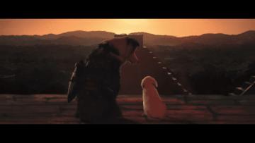 『シャドウ オブ ザ トゥームレイダー』全米犬の日を祝したパロディ動画―犬・クロフト誕生の物語