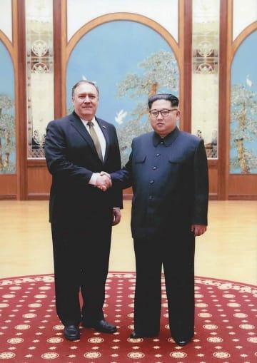 ポンペオ国務長官 ポンペオ トランプ 金正恩 トランプ大統領 北朝鮮 訪朝 中止