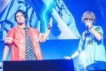 「ヒプノシスマイク -Division Rap Battle- 2nd LIVE@シナガワ《韻踏闘技大會》」フォト:粂井健太