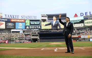 Baseball: Matsui inducted into Japan's Hall of Fame
