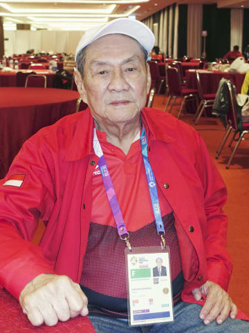 FEATURE: Bridge makes hushed debut at Asian Games