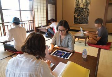 「お休み処 坂長」で始まった共有スペース「+蔵」=古河市中央町