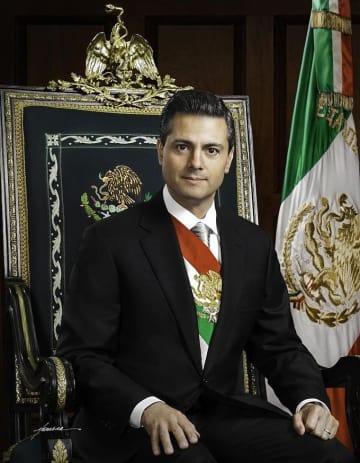 エンリケ・ペーニャ・ニエト メキシコ トランプ NAFTA 北米自由貿易協定 安倍総理 安倍