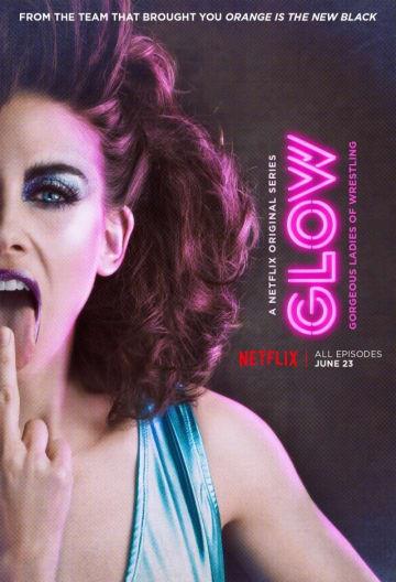 「GLOW:ゴージャス・レディ・オブ・レスリング」より - Netflix / Photofest / ゲッティ イメージズ