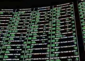Supreme Court rules to allow sports gambling