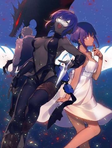 ▲ドラマCD『Fate/Prototype 蒼銀のフラグメンツ』第3巻ジャケット絵柄