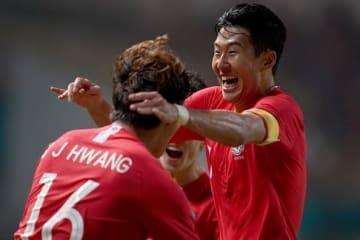 アジア大会優勝目指す韓国代表 photo/Getty Images