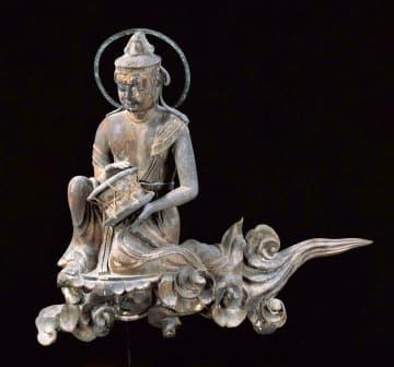 雲中供養菩薩像の南14号(平等院提供)