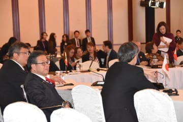 ASEAN-Japan trade ministers meeting
