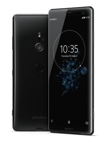 ソニーが発表した新型スマートフォン「エクスペリア XZ3」