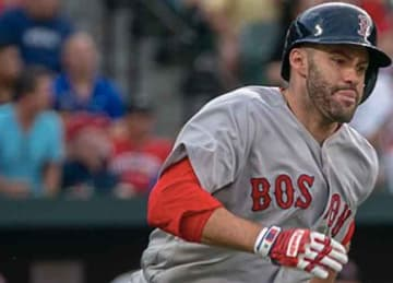 Red Sox' JD Martinez defends controversial 2013 Instagram post