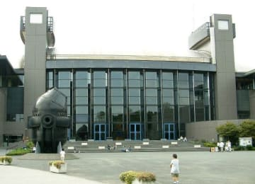 川崎市市民ミュージアム=川崎市中原区