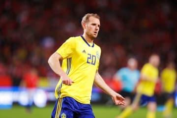 スウェーデン代表の一員としてロシアW杯へ参加したトイヴォネン photo/Getty Images