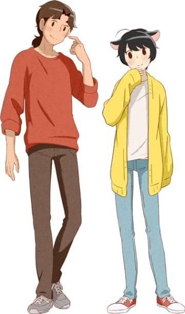 ▲(左)ダイスウ(CV:内田雄馬)、(右)ミュウ(CV:村瀬歩)