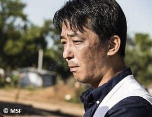 MSF日本会長、加藤寛幸医師