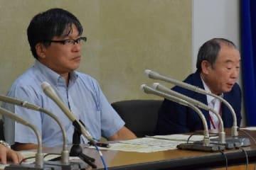 厚労省研究グループの尾崎教授、樋口教授